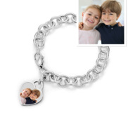 Sterling Silver Tiffany Style Engravable Bracelet