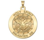 Holy Spirit Religious Medal   EXCLUSIVE