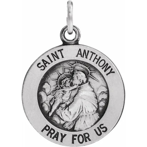 Saint Anthony Religious Medal