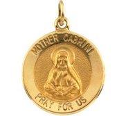 Mother Frances Cabrini Religious Medal