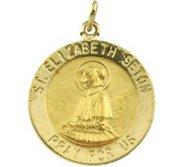 Saint Elizabeth Seton Religious Medal