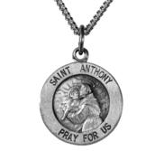 Saint Anthony Religious Medal