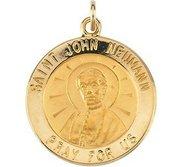 Saint John Neumann Religious Medal