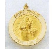 Saint Gerard Religious Medal