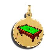 Billiards Charm