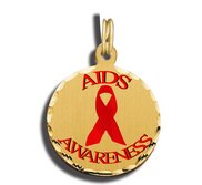 Aids Awareness Charm