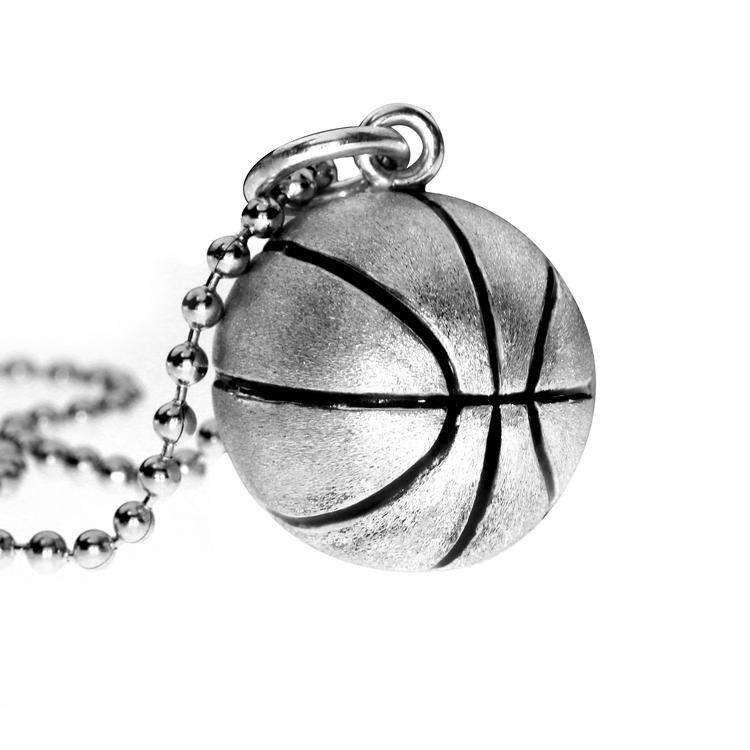3d personalized realistic basketball pendant or charm pg89204 mozeypictures Gallery