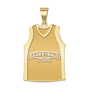 Basketball Mom Pendant