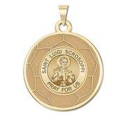 Exclusive Saint Luigi Scrosoppi Soccer Medal