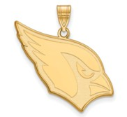 Arizona Cardinals Large Pendant
