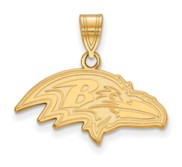 Baltimore Ravens Medium Pendant