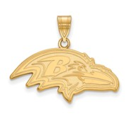 Baltimore Ravens Large Pendant