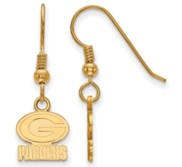 Green Bay Packers XS Dangle Earring Wire