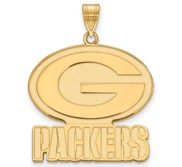 Green Bay Packers XL Pendant
