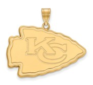 Kansas City Chiefs XL Pendant