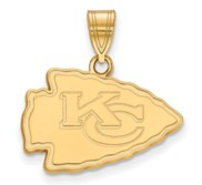 Kansas City Chiefs Medium Pendant