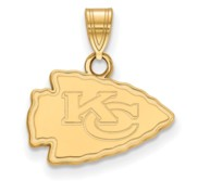 Kansas City Chiefs Small Pendant