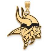 Minnesota Vikings Large Enamel Pendant