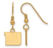 New York Giants XS Dangle Earring Wire