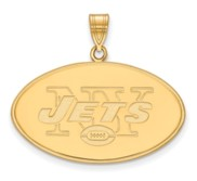 New York Jets XL Pendant