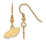 Philadelphia Eagles XS Dangle Earring Wire