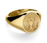 Holy Communion Eucharist Religious Ring