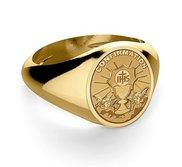 Confirmation Eucharist Religious Ring