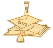 2021 Graduation Charm or Pendant