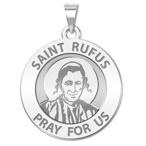 Saint Rufus Religious Medal  EXCLUSIVE