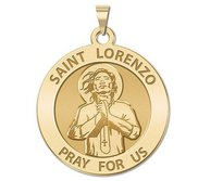 Saint Lorenzo Ruiz Religious Medal  EXCLUSIVE