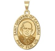 Saint Giovanni of Calabria Religious Medal  EXCLUSIVE