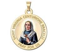 Saint Virginia Centurione Bracelli Religious Color Medals