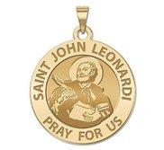 Saint John Leonardi Religious Medal  EXCLUSIVE