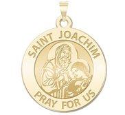 Saint Joachim Religious Medal    EXCLUSIVE