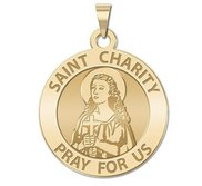 Saint Charity Religious Medal  EXCLUSIVE