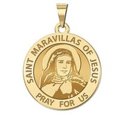 Saint Maravillas of Jesus Religious Medal  EXCLUSIVE