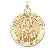 Saint Teresa of Avila  EXCLUSIVE