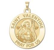 Saint Valentine Religious Medal   EXCLUSIVE