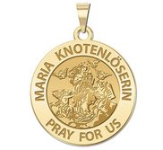 Our Lady Undoer of Knots  German  Religious Medal   EXCLUSIVE