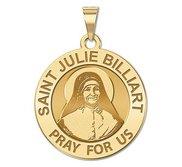 Saint Julie Billiart Religious Medal   EXCLUSIVE