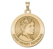 Venerable John Henry Newman Religious Medal  EXCLUSIVE