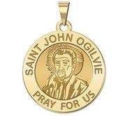Saint John Ogilvie Religious Medal EXCLUSIVE