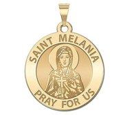 Saint Melania Religious Medal   EXCLUSIVE