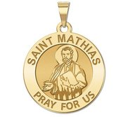 Saint Mathias Religious Medal  EXCLUSIVE