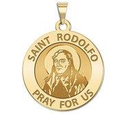 Saint Rodolfo Religious Medal  EXCLUSIVE