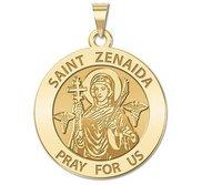 Saint Zenaida Religious Medal   EXCLUSIVE
