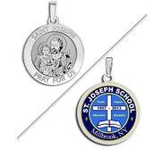 Saint Joseph School Religious Medal