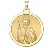 Moses Religious Medal   EXCLUSIVE