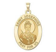 Saint Josephine Religious Medal  EXCLUSIVE