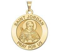 Saint Jordan Religious Medal  EXCLUSIVE
